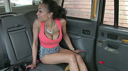 Horny Random Girl remembers the driver from their past sex action