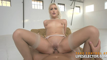 Cecilia Scott - Blonde MILF Loves ANAL