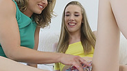 Cory Chase pleasuring her friend