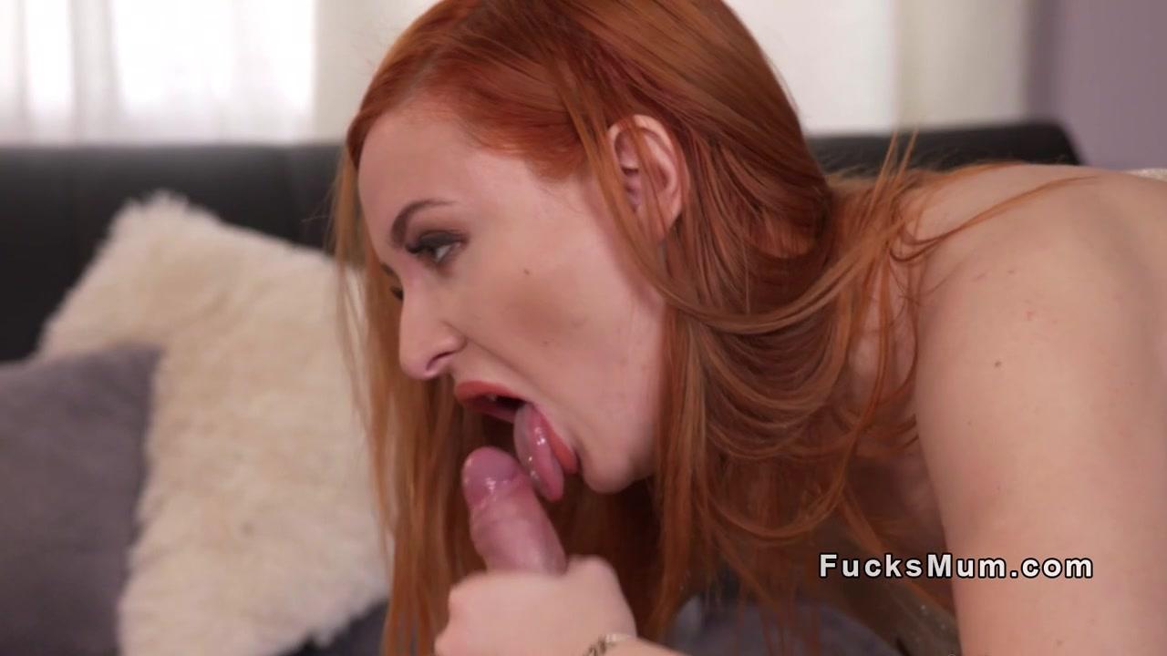vikiporn - redhead milf in high heels banging
