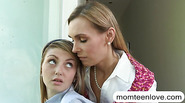 Pretty teen threesome with mature Tanya Tate and horny boy