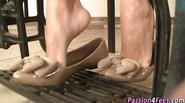 Euro babes feet pedal