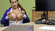 Huge tits unemployed MILF need a loan to buy a new car