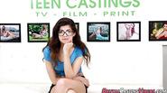 Casting teens jizz spex