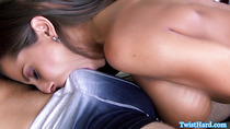 Busty Madison Ivy getting pussyfucked