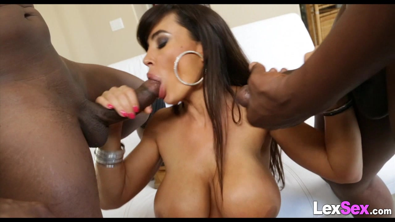 Double Pussy Penetration Dildo