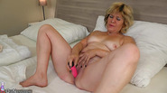 OldNanny Teen girl and old mature lesbian