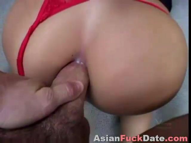 Japanese anal keiko