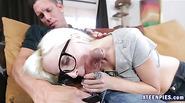 Fresh blonde teen girl Piper Perri twat fucked and creampied