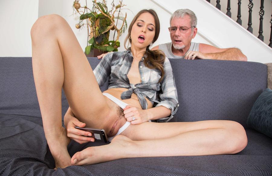 Riley Reid Enjoys Hot Sex With Older Man My Pornstar Book Adultism 1