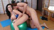 Yoga-tta Big Dick?