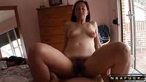 Sexy Hairy Spanish MILF in a sexvideo