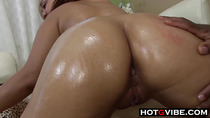 Extra Juicy Ebony Is A CREAMPIE QUEEN