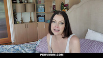 PervMom - Beautiful Milf Makes A Deal For Stepson's Dick