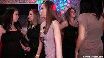 Male stripper party