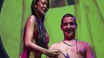 Hot nurse stripper goes wild and nasty