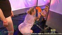 Goldenshower girls Viktoria and Yvette 3