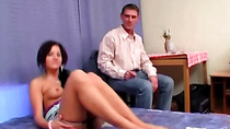 Old Man Wants To Fuck Young Slut