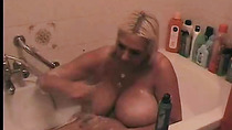 German blonde BBW 0113