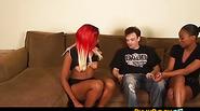 Shy guys picks punk ebony
