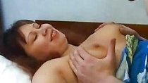 MILF get her ass fucked by young cock