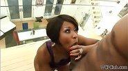 Imani Rose is the ultimate black milf