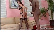 Glamorous milf gets fucked good and hard