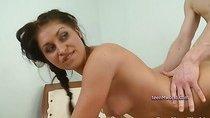 Elena craves for creampie