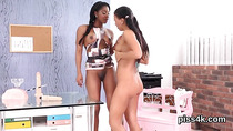 Elegant nympho is geeting pissed on and squirts wet snatch