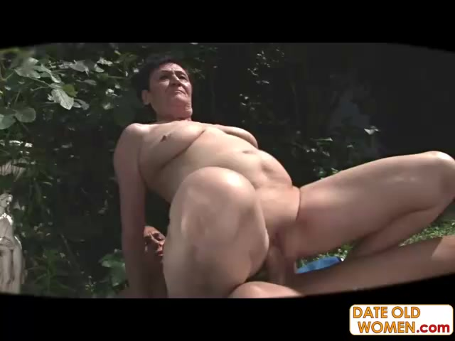 Mature Nude In Public