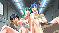Two busty hentai girls party sex movies by www.hentaiblizz.com