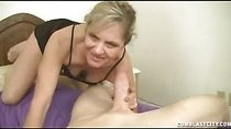 Mom Cami Gets a Facial