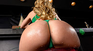 Busty babe AJ Applegate gets one on one fuck with Sean Michaels