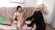 Rough anal for Russian BBW