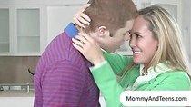 Brandi Love and Madison Chandler 3some