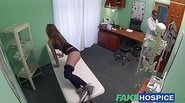 Beautiful athlete Kristyna gets creampie