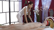 Asian masseuse fucked on valentines day