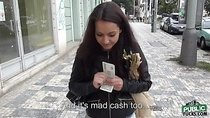 Eurobabe Lili Devil convinced to get banged for some cash