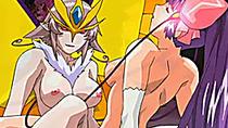Knight hentai shemale masturbation
