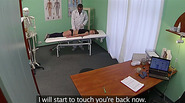 Kristynas pussy gets filled with cum