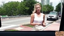 Dumped blonde Tucker Starr needs a ride and in the car she takes off her panties