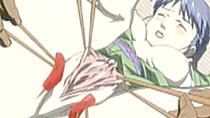 Bondage Japanese hentai with bigboobs sashime sex