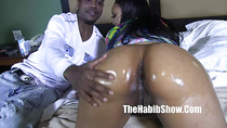 thick phat juicy booty lusty red banged bbc king kreme