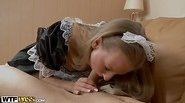 Filthy maid in anal sex video scene 2