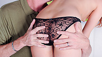 Slutty Stepdaughter Gets What She Craves