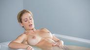 Huge boobs milf Cherie Deville slammed