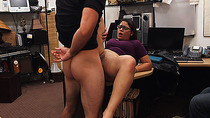 Hot brunette bitch punished hardcore
