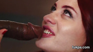 Frisky girl cannot wait to fuck thick cock