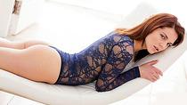 Tempting babe Kiera Winters sensual fuck