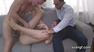 Dirt poor dude allows horny pal to poke his gf for dollars